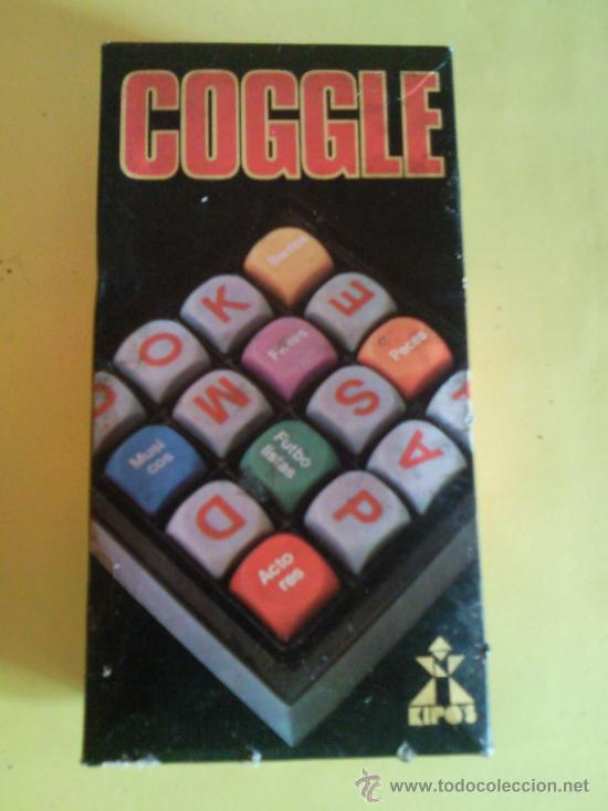 Coggle De Kipo S Comprar Juegos De Mesa Antiguos En Todocoleccion