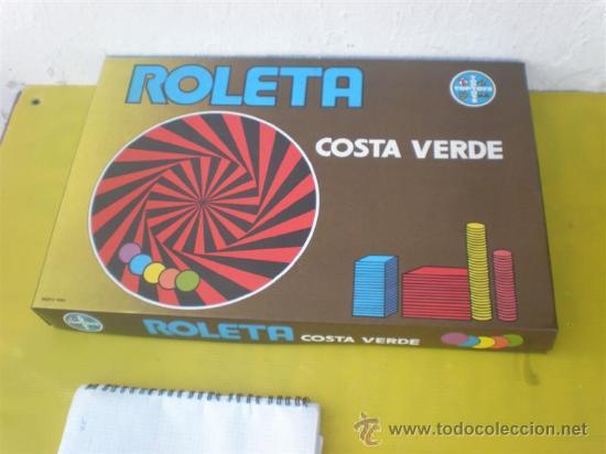 Juegos de mesa: ruleta para jugar completo - Foto 2 - 25615201