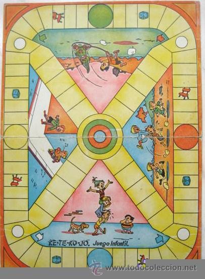Tablero De Carton Para Juego De Mesa Infantil Comprar Juegos De