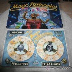 Juegos de mesa: MAGO ELECTRONICO DE CEFA. Lote 26581454