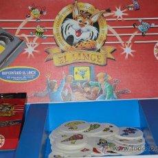 Juegos de mesa: EL LINCE. Lote 26654821