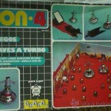 Juegos de mesa: JUEGO TIFON 4 SCALA. Lote 26924399