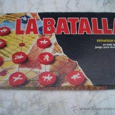 Juegos de mesa: LA BATALLA JUEGO DE MESA BORRAS EN GENERAL. Lote 27934662