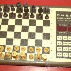 Juegos de mesa: AJEDREZ MAGNETICO CHESS. Lote 27586752