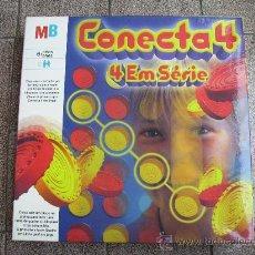 Juegos de mesa: CONECTA 4 JUEGO DE MESA EDICIÓN VIAJE. Lote 31284808