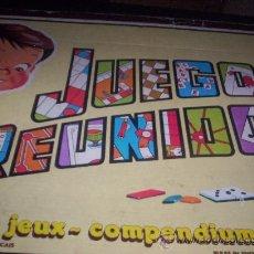 Juegos de mesa: JUEGOS REUNIDOS GEYPER ( 25 ). Lote 27893756