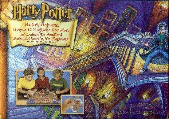 Harry Potter Los Pasadizos Secretos De Hogwarts Comprar Juegos De