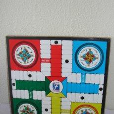 Juegos de mesa: CURIOSO TABLERO DE PARCHIS Y AJEDREZ - HERACLIO FOURNIER - REYES DE LA BARAJA.. Lote 28250304