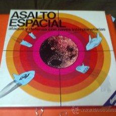 Juegos de mesa: ASALTO ESPACIAL -ATAQUE Y DEFENSA CON NAVES INTERPLANETARIAS- DIAGONAL. Lote 28279155