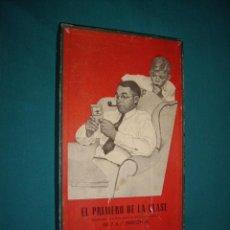 Juegos de mesa: JUEGOS CRONE - EL PRIMERO DE LA CLASE - DE FRANCISCO ROSELLO - BARCELONA AÑOS 50. Lote 28291778