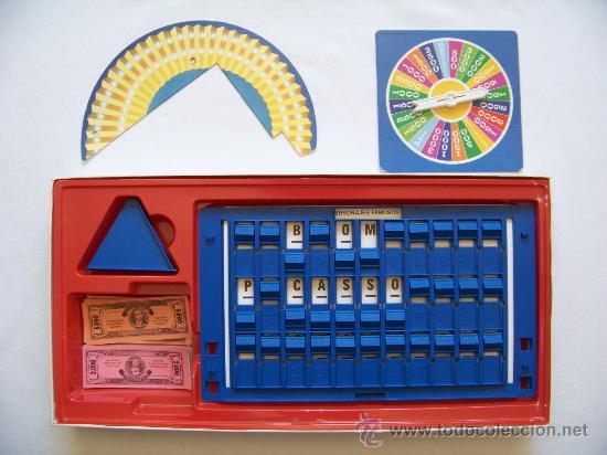 Juegos de mesa: LA RULETA DE LA FORTUNA JUEGO DE MB - Foto 5 - 53218188
