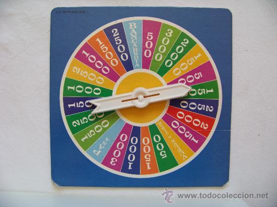 Juegos de mesa: LA RULETA DE LA FORTUNA JUEGO DE MB - Foto 3 - 53218188