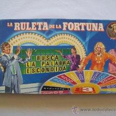Juegos de mesa: LA RULETA DE LA FORTUNA JUEGO DE MB. Lote 53218188
