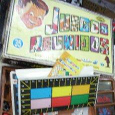 Juegos de mesa: ANTIGUO JUEGOS REUNIDOS 35 -. Lote 28674308