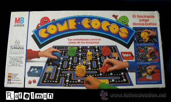 Come Cocos De Mb Juegos El Popular Packman Ll Comprar Juegos De