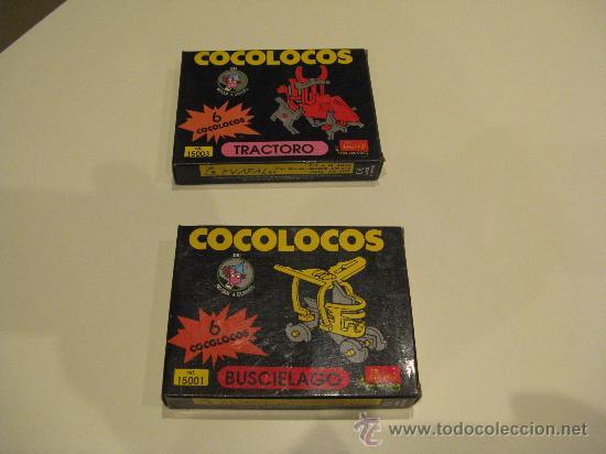 COCOLOCOS DE EVALAND (Juguetes - Juegos - Juegos de Mesa)