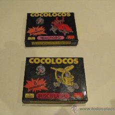 Juegos de mesa: COCOLOCOS DE EVALAND. Lote 28691853