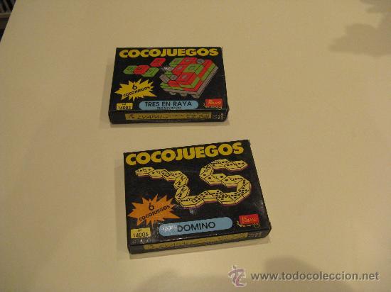 COCOJUEGOS DE EVALAND (Juguetes - Juegos - Juegos de Mesa)