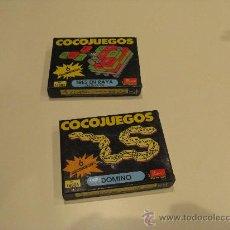 Juegos de mesa: COCOJUEGOS DE EVALAND. Lote 28691895