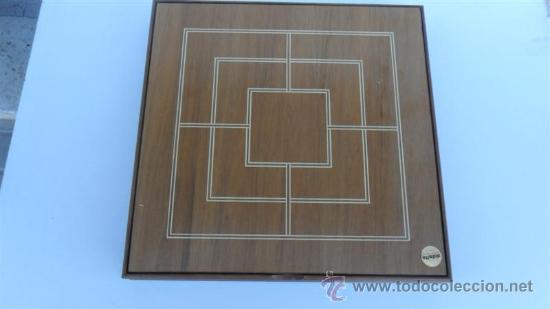 Juegos de mesa: juego de ajedrez y damas madera - Foto 3 - 28811949