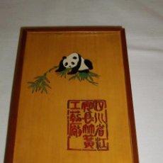 Juegos de mesa: JUEGO CHINO DEL MAH-JONGG -. Lote 29008029