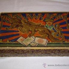 Juegos de mesa: EL JUEGO DE MODA EN BARCELONA EN LOS AÑOS 20-30 - MAH-JONGG -. Lote 29008178