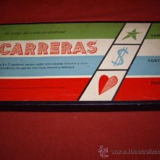Juegos de mesa: FRANCISCO ROSELLO - CARRERAS - JUEGO AÑOS 40 -. Lote 29026696