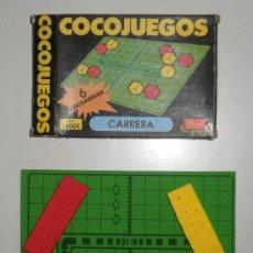 Juegos de mesa: COCOJUEGO DE EVALAND (LA MARCA DE LOS COCOCRASH). CARRERA. REF 14005. Lote 29045278