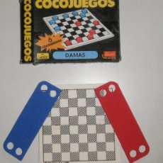 Juegos de mesa: COCOJUEGO DE EVALAND (LA MARCA DE LOS COCOCRASH). DAMAS. REF 14002. Lote 29045321