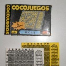 Juegos de mesa: COCOJUEGO DE EVALAND (LA MARCA DE LOS COCOCRASH). RESCATE. REF 14004. Lote 29045400