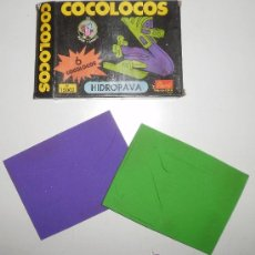 Juegos de mesa: COCOLOCO DE EVALAND (LA MARCA DE LOS COCOCRASH). HIDROPAVA. REF 15002. Lote 29192868