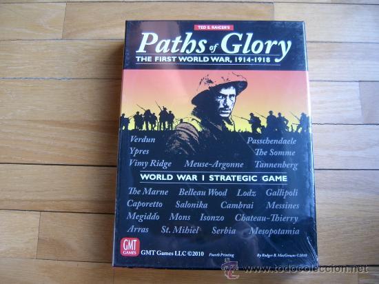 Juego Wargame Paths Of Glory Gmt 1999 P Comprar Juegos De