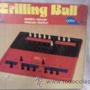 Juegos de mesa: TRILLING BALL,DE CETUS ,1979. Lote 29118151
