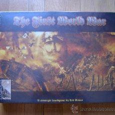Juegos de mesa: JUEGO WARGAME THE FIRST WORLD WAR - PHALANX GAMES 2004 - WWI PRIMERA GUERRA MUNDIAL - PRECINTADO.. Lote 71177459