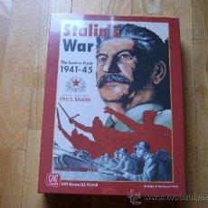 Juegos de mesa: JUEGO WARGAME STALIN´S WAR - GMT 2010 - LA GUERRA DE STALIN - WWII - PRECINTADO. Lote 29210654