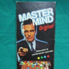 Juegos de mesa: MASTER MIND. INVICTA DE DISET S.A AÑO 1972. Lote 29217117