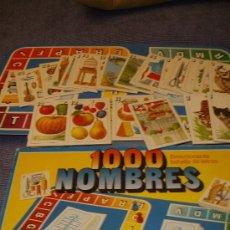 Juegos de mesa: ANTIGUO JUEGO DE MESA. Lote 29478160
