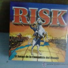 Juegos de mesa: RISK JUEGO DE MESA EDICION VIAJE..... Lote 29600031