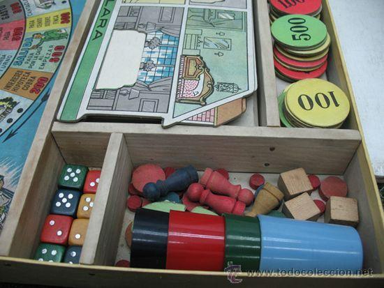Juegos de mesa: JUEGO DE MESA RODIN ´´TRANSPORTES RELAMPAGO´´ MUDANZAS - Foto 4 - 29680326