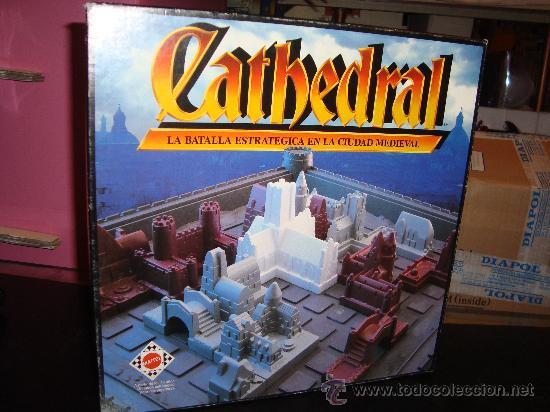 Juego De Mesa Cathedral Mattel Ano 89 Nu Comprar Juegos De