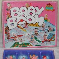 Jeux de table: JUEGO PARCHIS BABY BOOM CON 12 MUÑECOS / BEBE. Lote 29638658