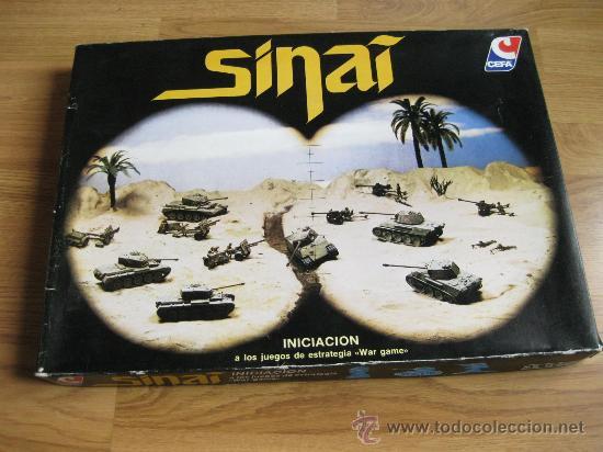 Juego De Estrategia Militar Sinai Juguetes Ce Comprar Juegos De