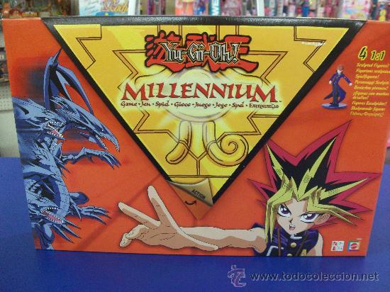 Yu Gi Oh Millenium Juego De Mesa Mattel Ano 2 Comprar Juegos De