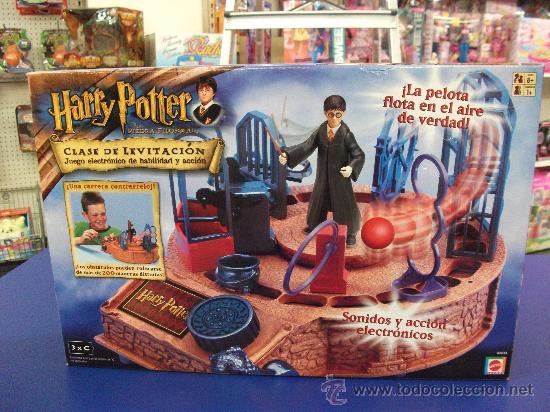 Harry Potter Clase De Levitacion Juego Electron Comprar Juegos De