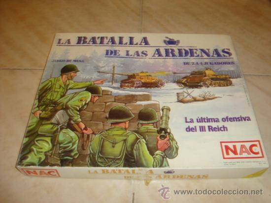 Juego De Estrategia Militar La Batalla De Las A Comprar Juegos De
