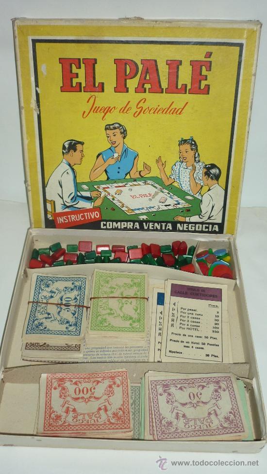 El Pale Antiguo Nombre Del Actual Monopoly J Comprar Juegos De