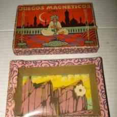Juegos de mesa: ANTIGUO JUEGO DIABOLON DE JUEGOS MAGNETICOS BOA . AÑO 1920-30S.. Lote 30971639