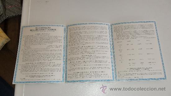 Juegos de mesa: EL COSTALERO JUEGO DE LA SEMANA SANTA SEVILLANA - Foto 5 - 31443812