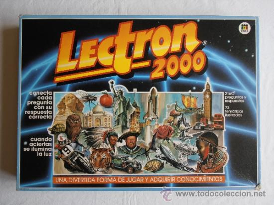 Juego Lectron 2000 Diset Modelo Grande Diset Comprar Juegos De