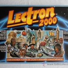 Juegos de mesa: JUEGO LECTRON 2000 DISET MODELO GRANDE DISET. Lote 160561553